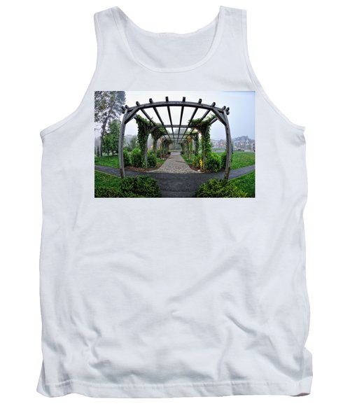 Bar Harbor Pergola Tank Top