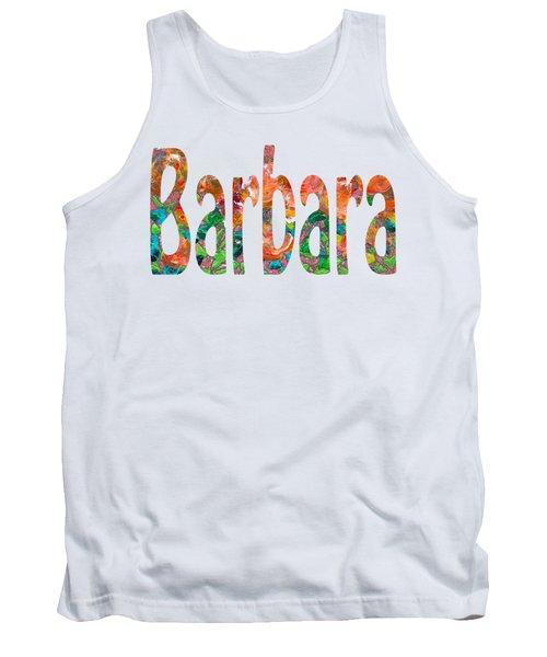 Barbara Tank Top