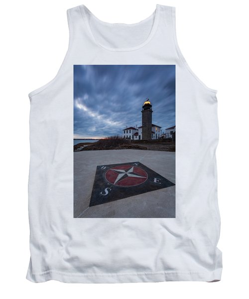 Beavertail Lighthouse Tank Top