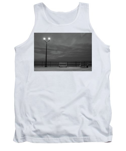 Before Dawn On The Boards Tank Top