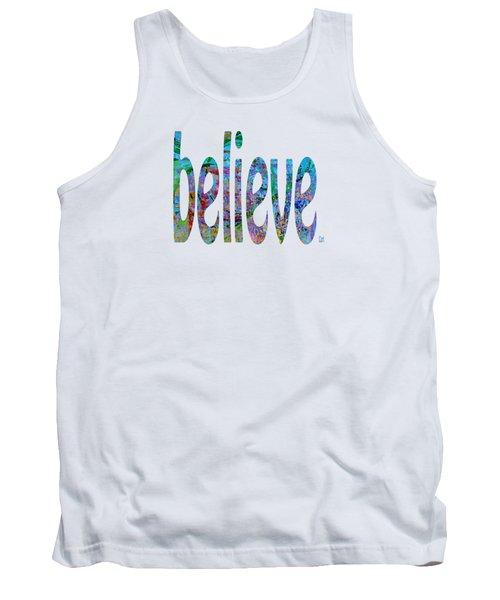 Believe 1001 Tank Top