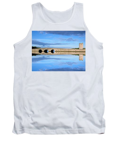 Belvelly Castle Reflection Tank Top