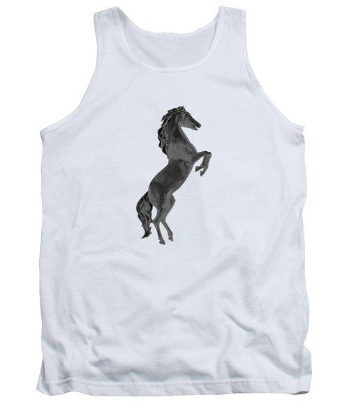 Black Horse Tank Top