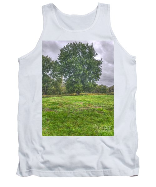 Blacklick Circle Earthwork Tank Top