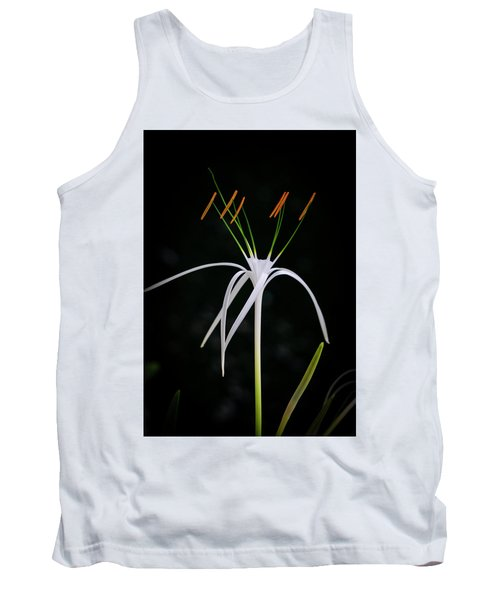 Blooming Poetry 3 Tank Top