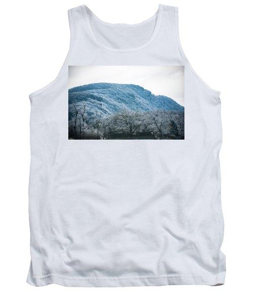 Blue Ridge Mountain Top Tank Top