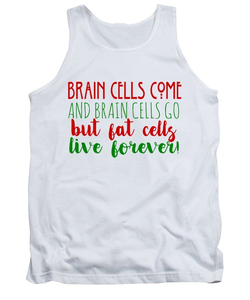 Brain Cells Tank Top