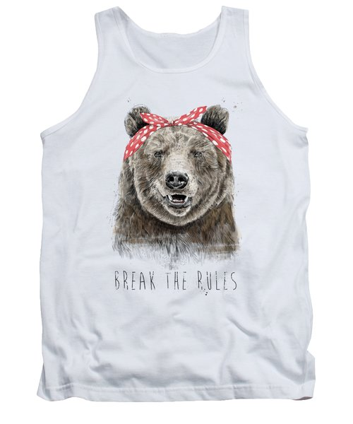 Break The Rules Tank Top