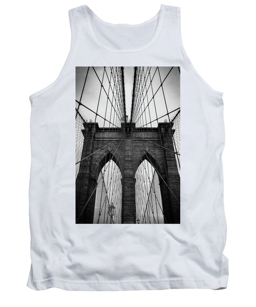 Brooklyn Bridge Wall Art Tank Top