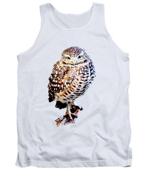 Burrowing Owl Canvas Print,photographic Print,art Print,framed Print,greeting Card,iphone Case, Tank Top