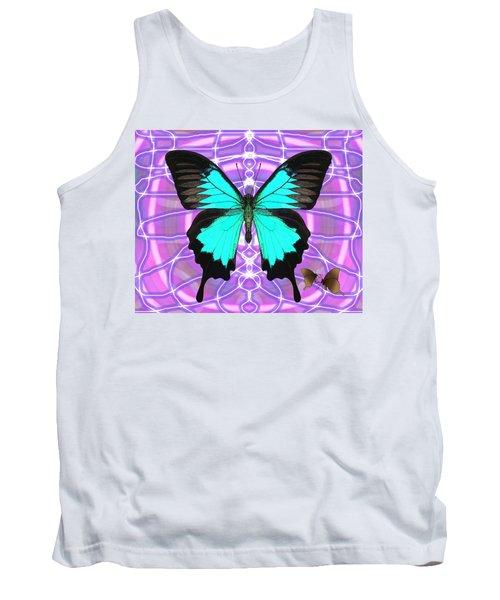 Butterfly Patterns 19 Tank Top