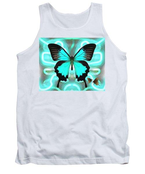 Butterfly Patterns 22 Tank Top