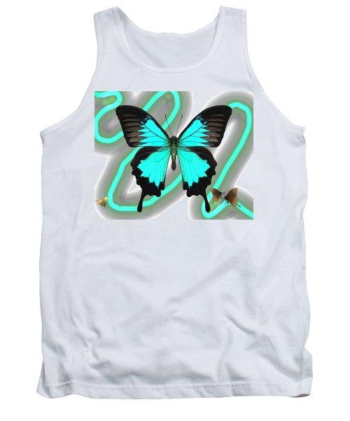 Butterfly Patterns 23 Tank Top