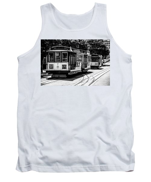 Cable Cars Tank Top