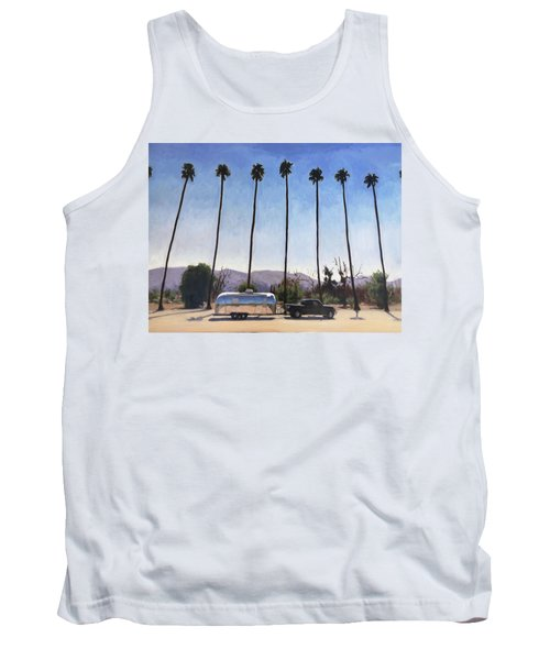 California Honeymoon Tank Top
