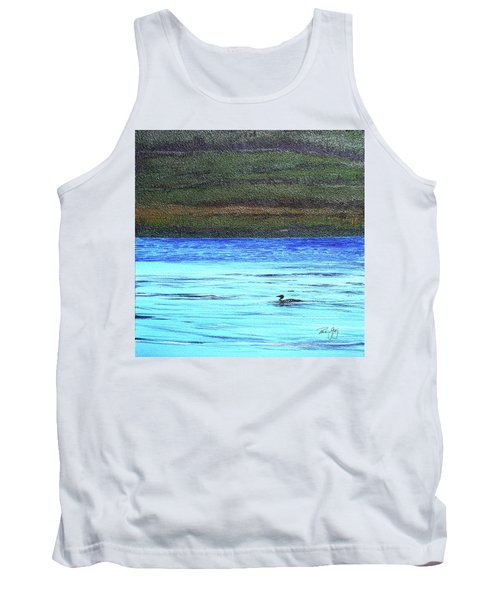 Call Of The Loon Tank Top