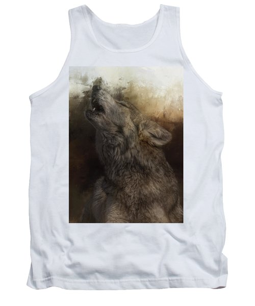 Call Of The Wild Tank Top