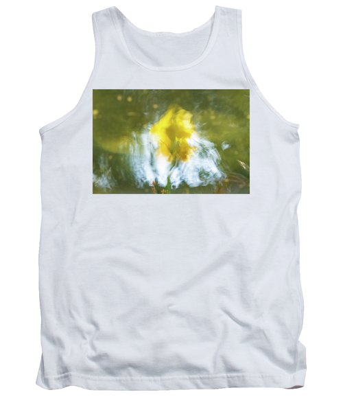 Canna Lily Tank Top