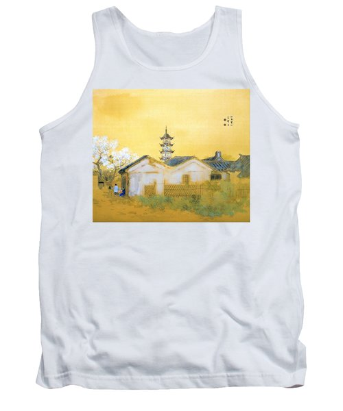 Calm Spring In Jiangnan - Digital Remastered Edition Tank Top
