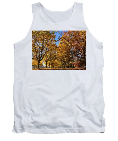 Canopy Of Color Tank Top