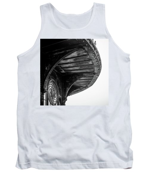 Carousel House Detail Tank Top