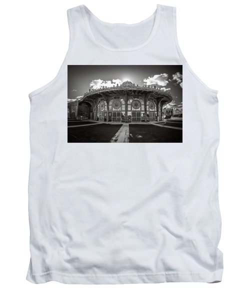 Carousel House Tank Top