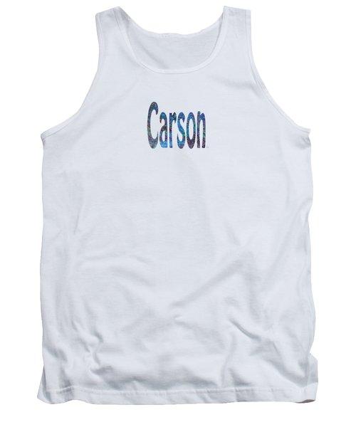 Carson 2 Tank Top