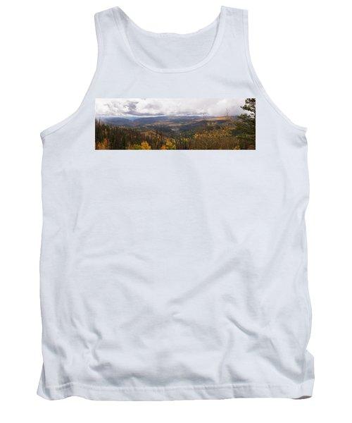 Cedar Mountain Top  Tank Top