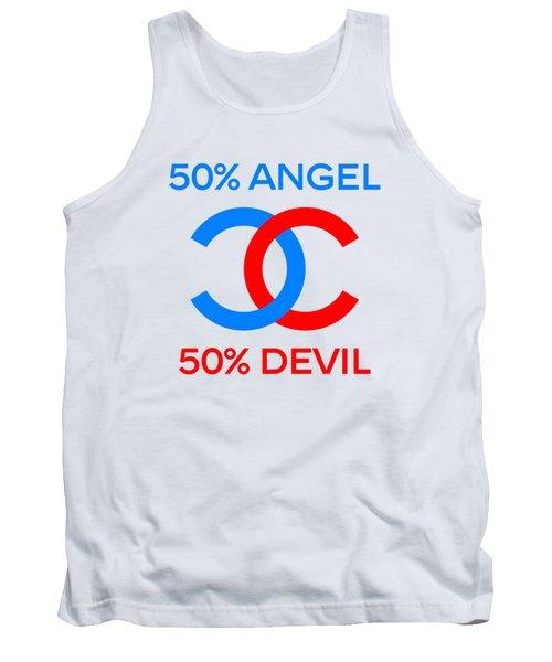 Chanel Angel Or Devil-1 Tank Top