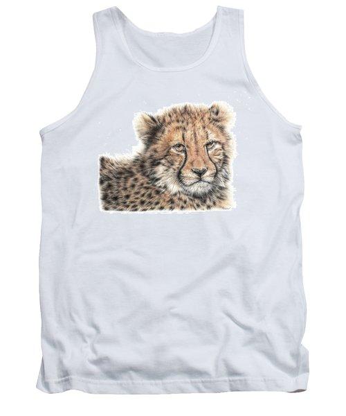 Cheetah Cub Tank Top