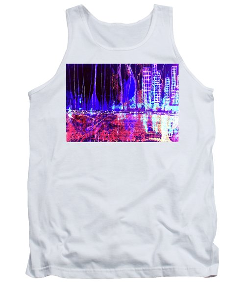 City By The Sea L Tank Top