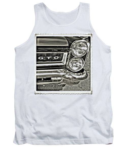 Classic Pontiac Tank Top