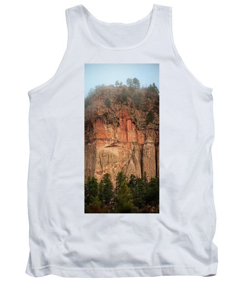 Cliff Face Tank Top