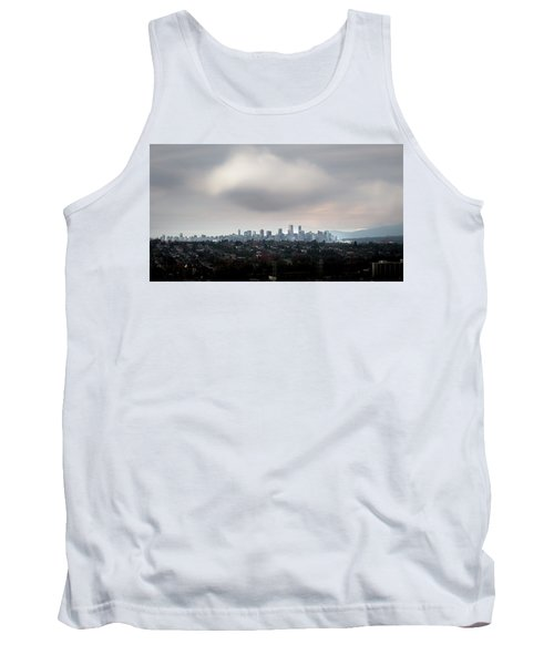 Cloud On Vancouver  Tank Top