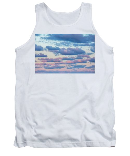 Clouds In The Sky Tank Top
