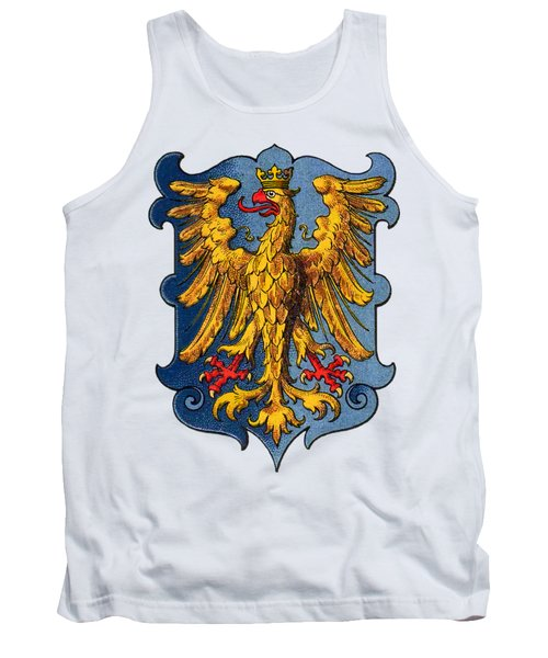 Coat Of Arms Of The Duchy Of Friuli Tank Top