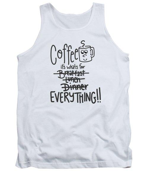 Coffee1 Tank Top