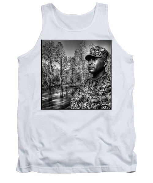 colonel Trimble 2 Tank Top