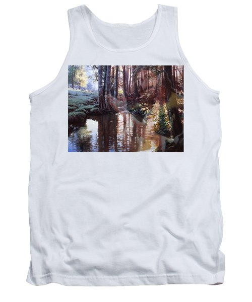 Come, Explore With Me Tank Top