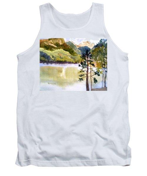 Como Lake Tank Top