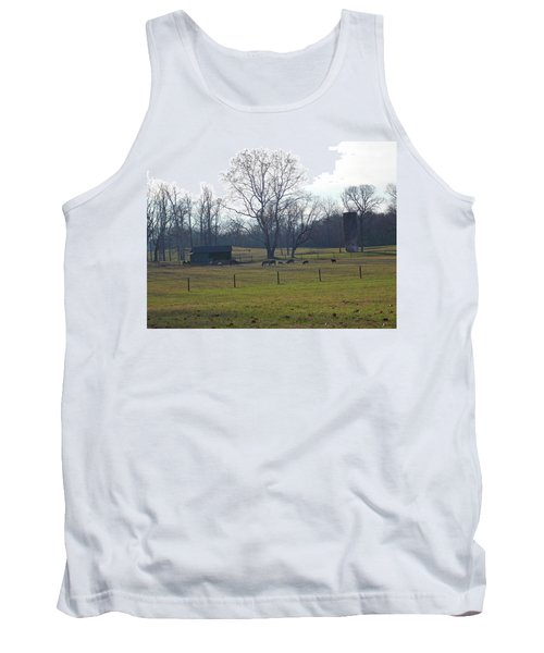 Country Pasture Tank Top