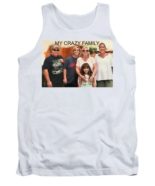 Crazy Family Tank Top