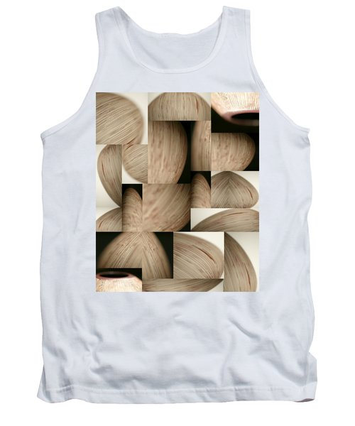 Crescents Tank Top