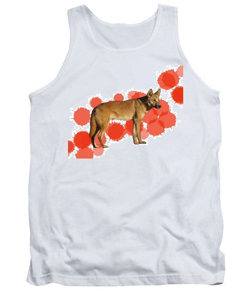 D Is For Dingo Tank Top