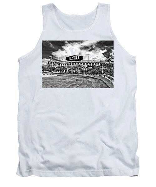 Death Valley - Hdr Bw Tank Top