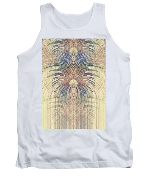Deco Wood Tank Top