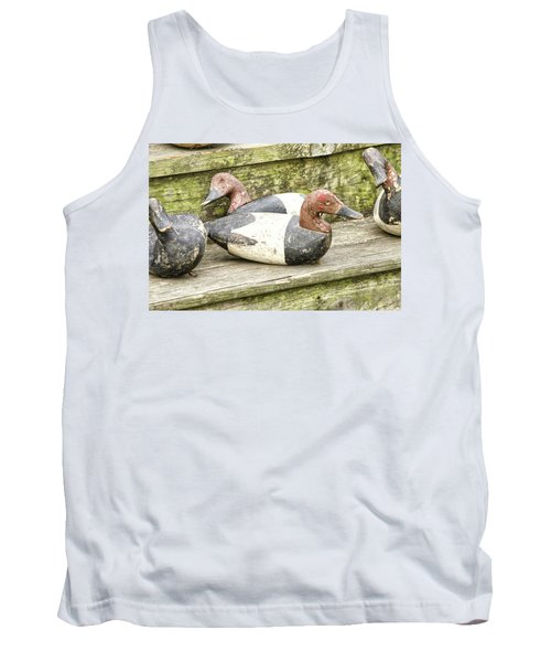 Decoys Tank Top