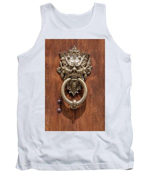 Devil Door Of Venice Tank Top