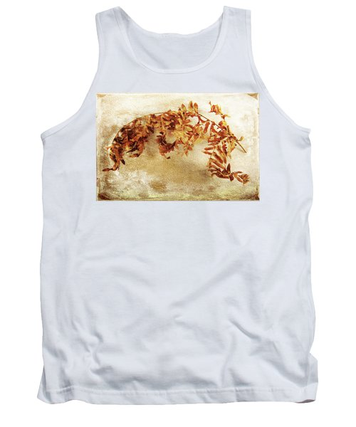 Tank Top featuring the photograph Disorderly Order by Randi Grace Nilsberg