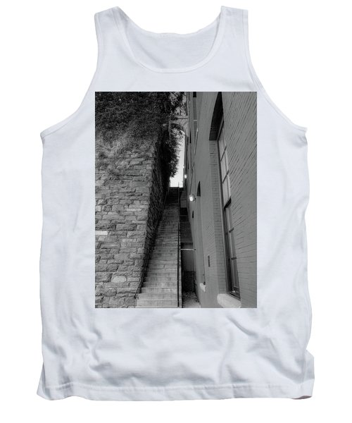 Does Evil Lurk Above? Tank Top
